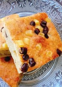 簡単★米粉のバナナケーキ