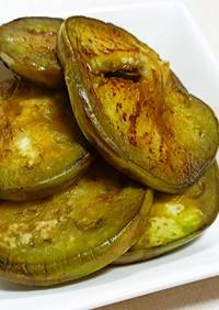 白茄子のトロ旨なバター醤油ステーキ