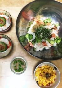 焼魚お寿司