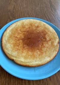 オートミールとヨーグルトのパンケーキ
