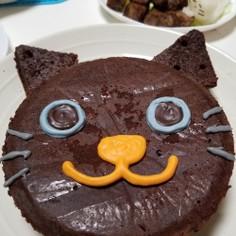 ☆猫ケーキ☆