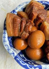 豚の角煮は簡単なのだ!