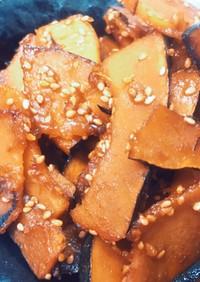 ≪簡単≫金平風◎かぼちゃの炒め物