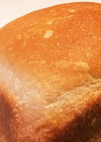 HB/ゆめちから/天然酵母のミルク食パン