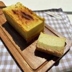 濃厚!!さつま芋チーズケーキ