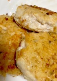 椎茸と豆腐の鶏つくね