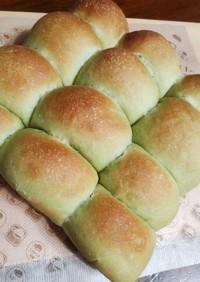 青汁入りちぎりパン