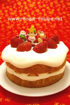 簡単おいしい!みんな大好きショートケーキ