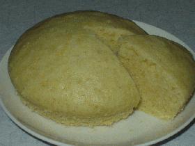 マーラーカオ風黒糖蒸しパン