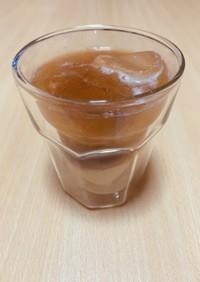 あずきバニラ烏龍茶(紅豆冰激淋烏龍茶)
