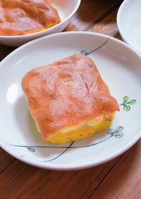 カボチャとじゃがいものチーズ焼き