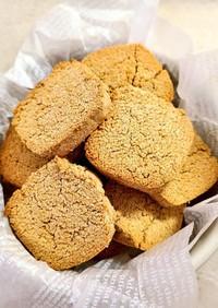 正真正銘のおからクッキー