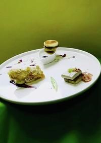 台湾の精進料理 三品