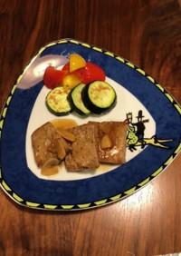 簡単!ご飯に合う!◆マグロステーキ