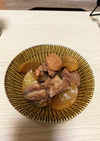 古代式圧力鍋 豚の角煮