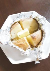 レンジ&トースター★簡単じゃがバター