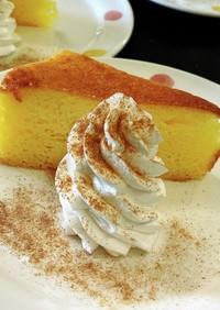 しっとり濃厚スイートポテトケーキ♡