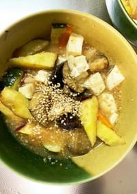 洋風冷やし中華のタレ炒め味春雨炒め煮