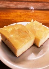 美味しいりんごケーキ