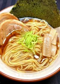 新潟五大ラーメンの一つ、長岡生姜醤油