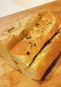 簡単 美味しい ガーリックトースト
