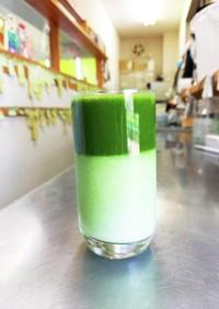 遠藤青汁を使った 青汁のむヨーグルト