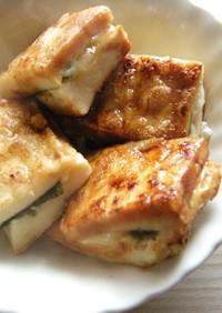 高野豆腐でおいしいね♫♬