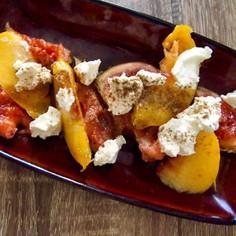 旬のフルーツをスパイスで楽しむデザート