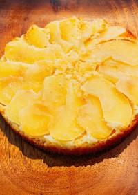 簡単!HMで信州りんごのしっとりケーキ