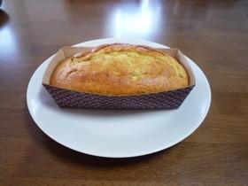 簡単♪ホットケーキミックスでバナナケーキ