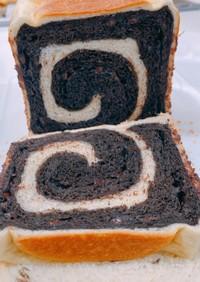 ミルク食パン☆うずまきパン