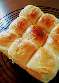 チョコちぎりパン