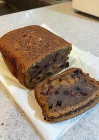 パウンドケーキ ブルーベリー