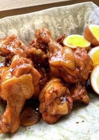 甘糀鶏手羽元の酢っぱ煮