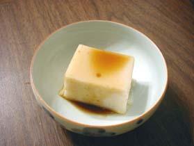 沖縄料理の定番、ジーマミ豆腐