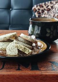 おうちカフェ★サクサク紅茶クッキー