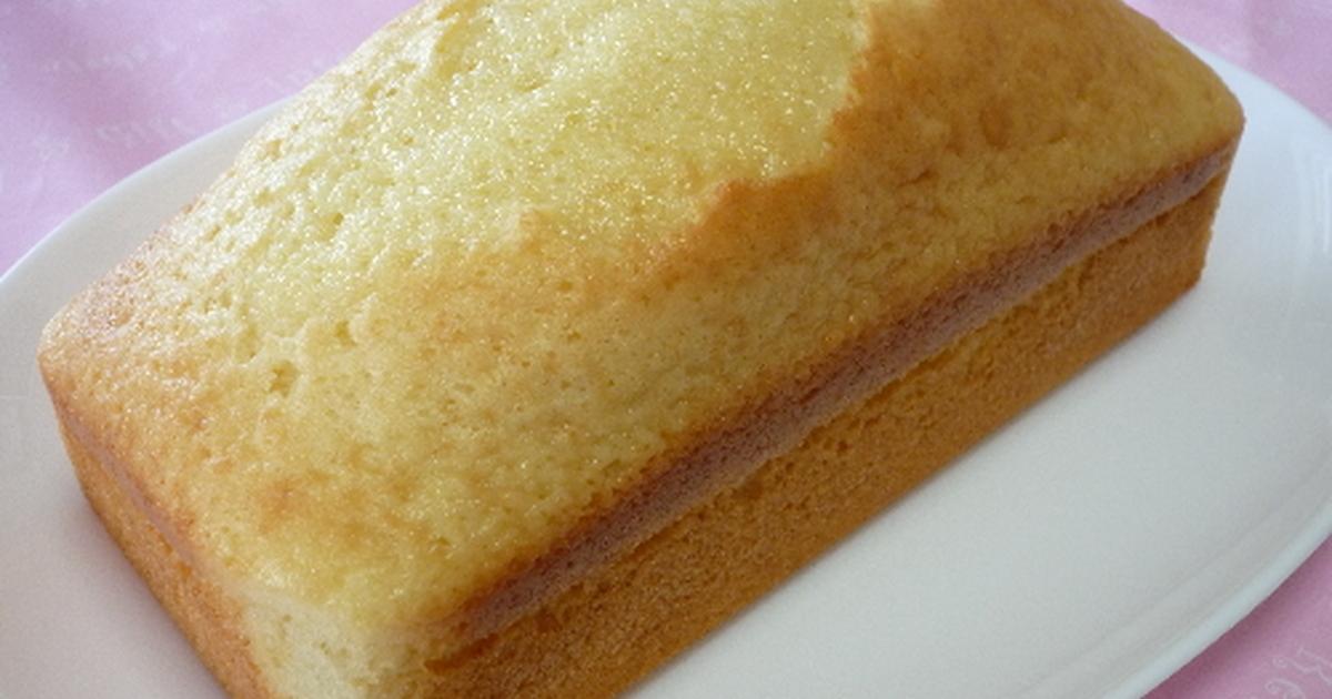 人気 レシピ パウンド ケーキ
