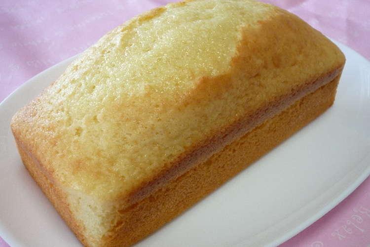 パウンド ケーキ の 作り方 パウンドケーキのレシピ・作り方 【簡単人気ランキング】 楽天レシピ