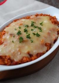 チーズミートドリア