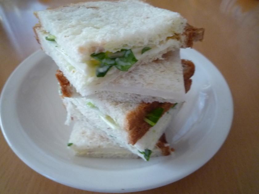 かぶのサンドイッチ