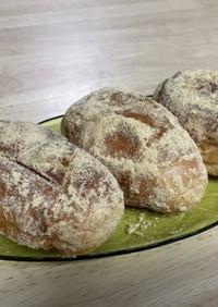 少し残る油の活用法 大好きな粉あげパン