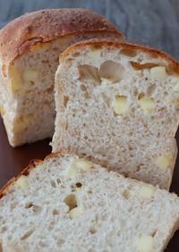 チーズの全粒粉食パン