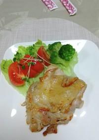 チキンのオリーブ油焼き
