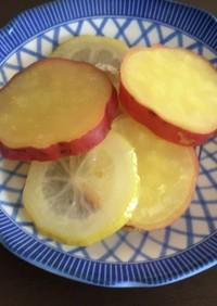 サツマイモの大人煮
