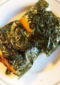 【減塩】焼きもち☆にんにく味噌醤油味
