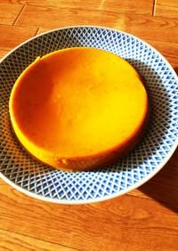 簡単 南瓜の煮物で濃厚南瓜プリン