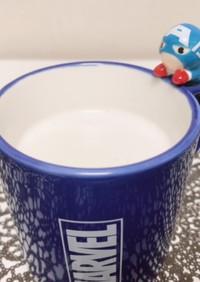 小倉のホットミルク