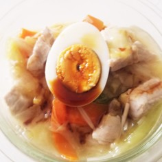 自家製中華丼♡2021.10.24