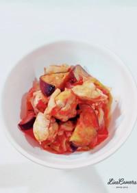 ラタトゥイユ風★チキンのトマト煮