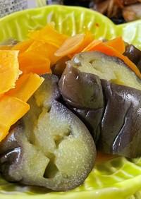 冷凍板サラダ*とろとろナスのタイ風サラダ